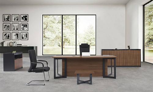 ensemble bureau en bois
