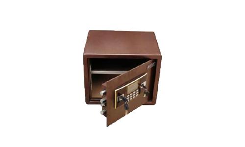 Coffre Fort à 2 clés + Serrure électronique