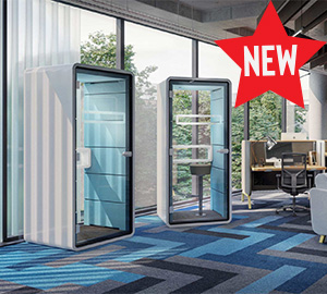bubles ESPRIT BUREAU smart office cabine insonorisée