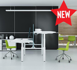 bureau réglable ESPRIT BUREAU bureau assis debout smart office
