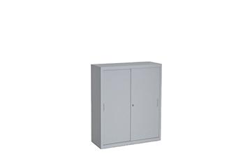 armoire basse porte coulissante, rangement basse porte coulissante GAPSA