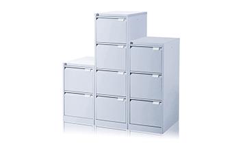 Classeur Fixe métallique 2 tiroirs, 3 tiroirs, 4 tiroirs GAPSA